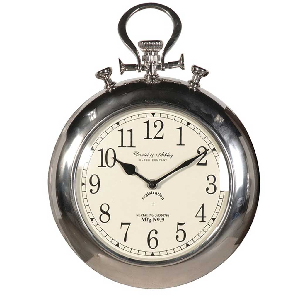 Pocket wall clock