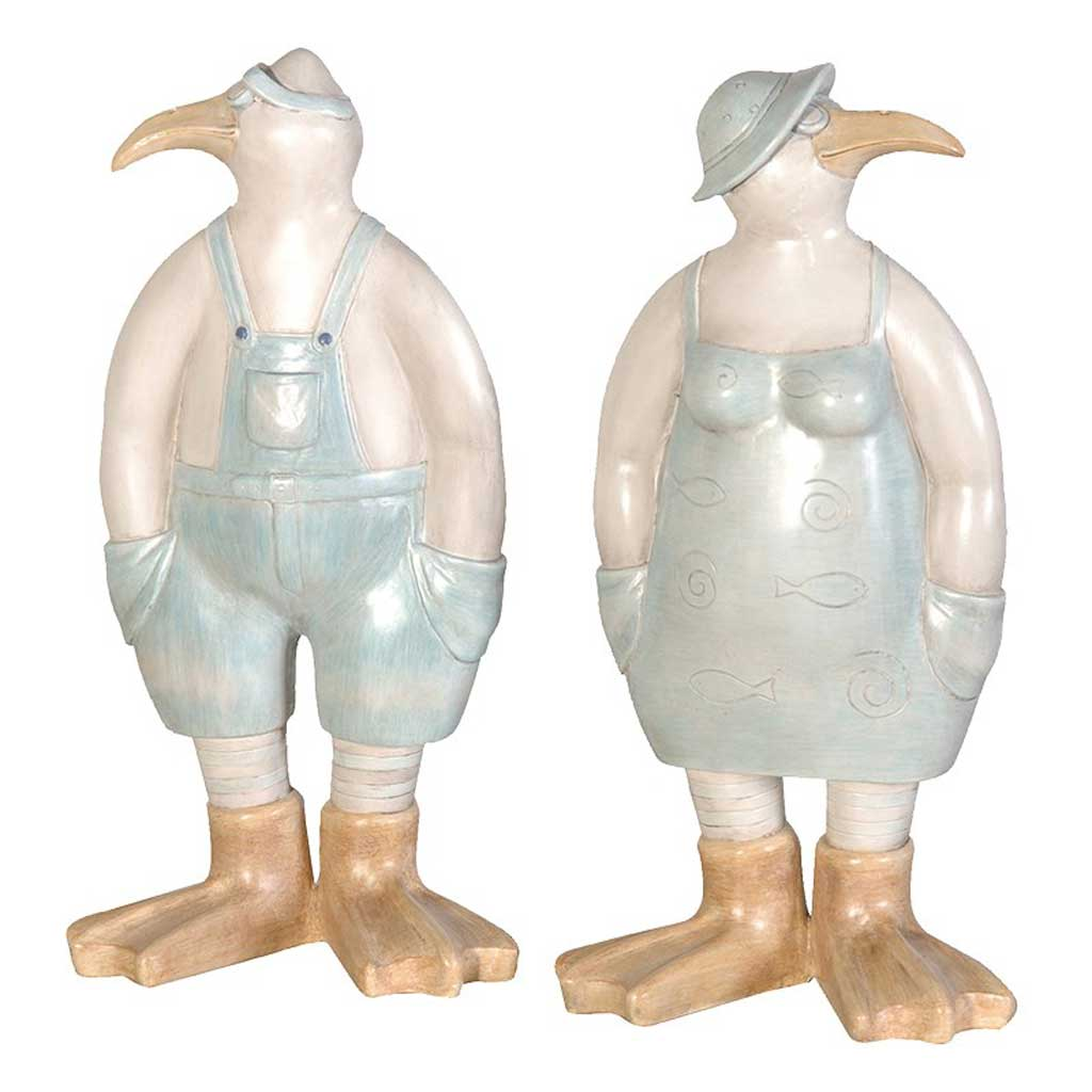 Mr & Mrs bird set