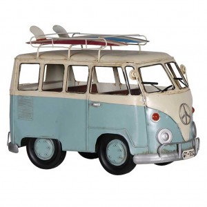 Model VW camper van