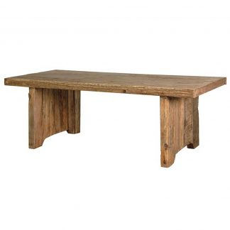 Rustic Elm table