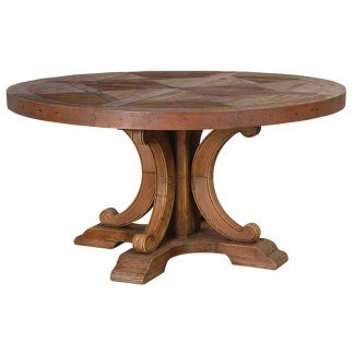 Classic old pine table