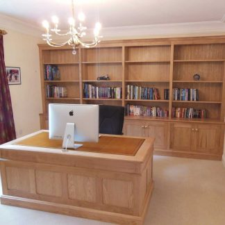 Fitted home office 1