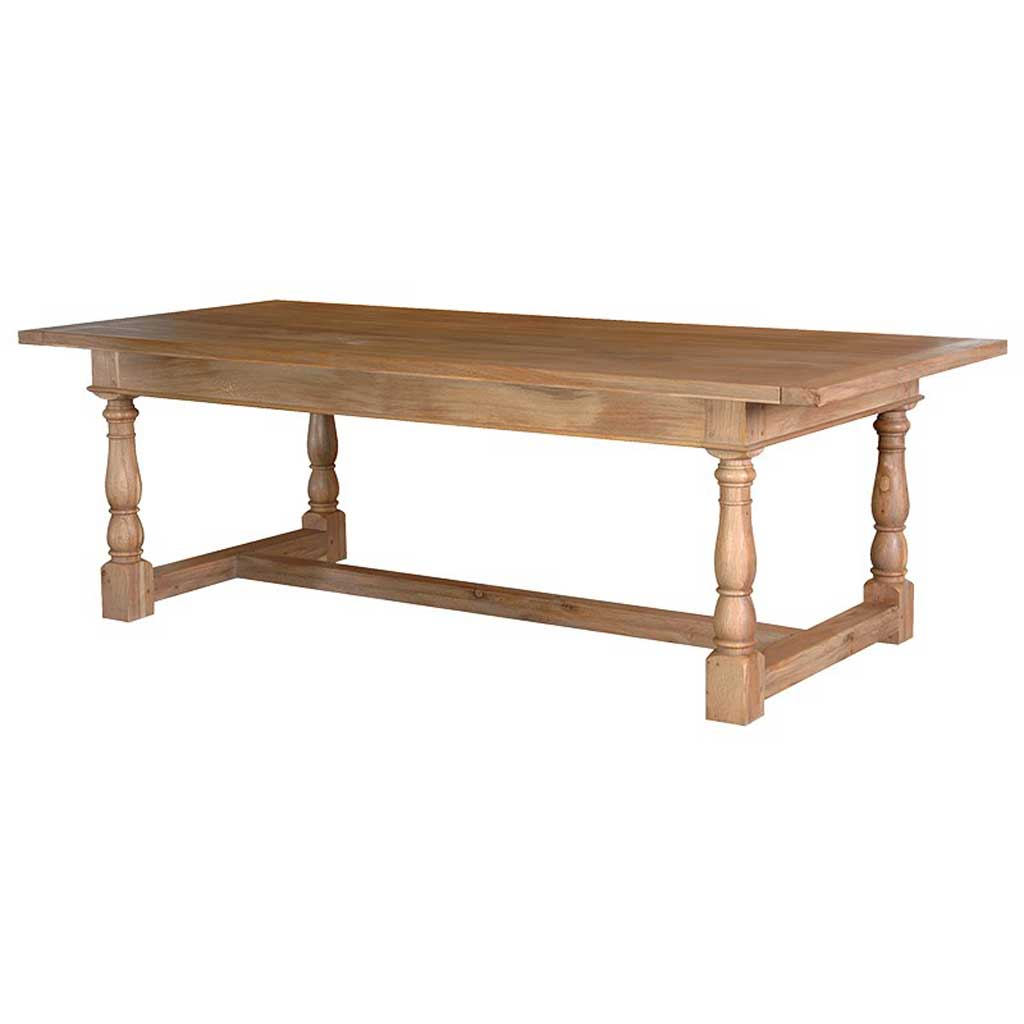 Refectory oak table handmade kitchens in norwich for Coffee tables norwich