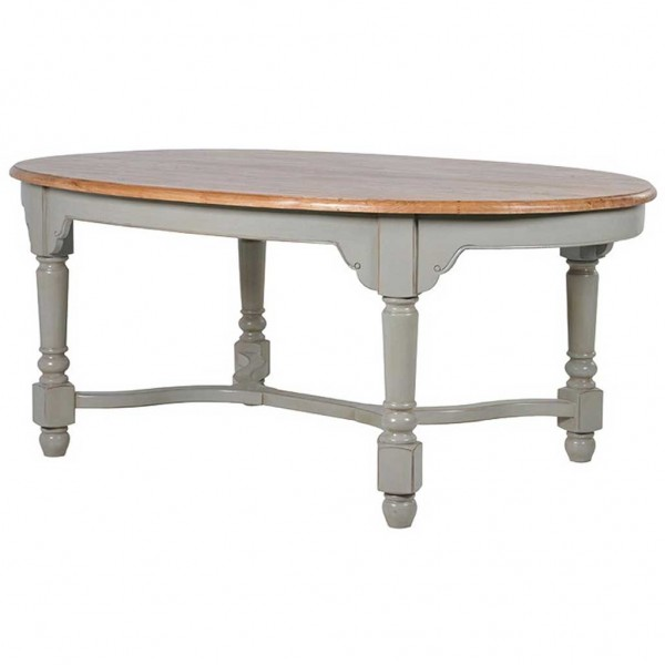 Limed oak oval table hydes furniture interiors - Limed oak dining tables ...