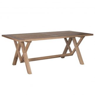 Rustic Oak table