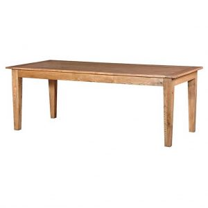 Antiqued Oak table