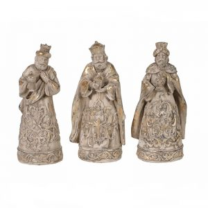 Antique Gold Three Kings