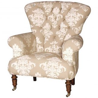 Chatsworth cream armchair