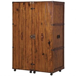 Huntingdon travelling wardrobe