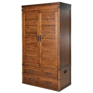 Huntingdon double wardrobe
