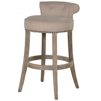 Roll top stool