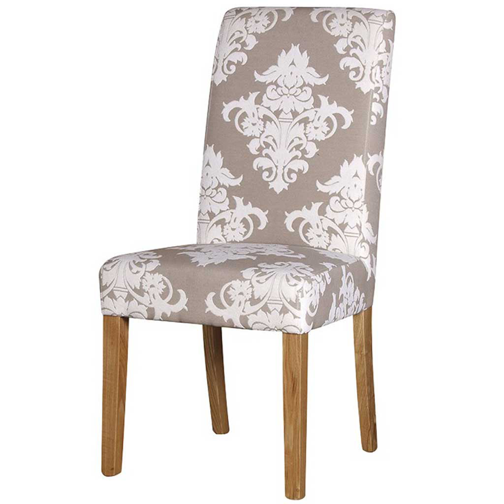 Patterned dinging chair