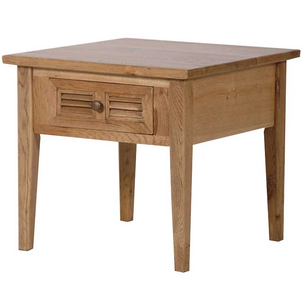 Millington side table handmade kitchens in norwich for Coffee tables norwich