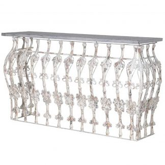 Belle radiator cover table