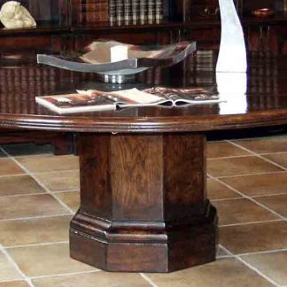 Round Column Table